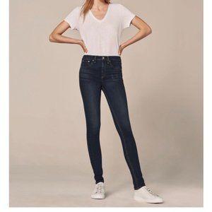 rag & bone heritage high rise skinny jeans